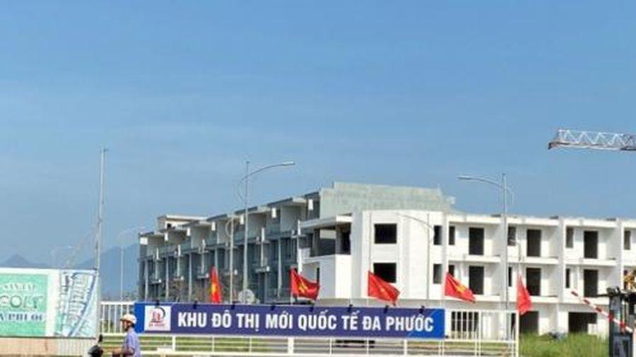 Đà Nẵng dự kiến thu hồi dự án khu đô thị quốc tế Đa Phước
