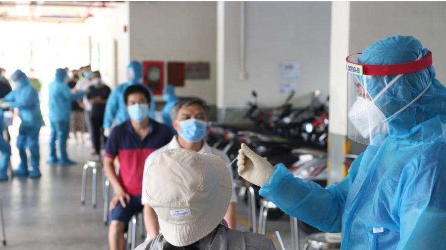 Bản tin COVID-19 trưa ngày 14/6: TP.HCM ghi nhận thêm 26 ca nghi nhiễm mới