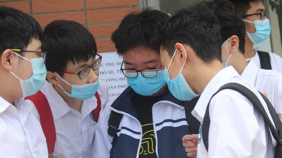 Hướng dẫn giải chi tiết và đáp án môn chuyên Toán lớp 10 của Hà Nội