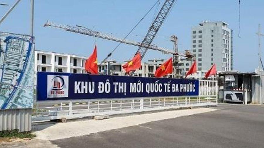Đà Nẵng sẽ thu hồi 181 ha đất dự án Khu đô thị Đa Phước