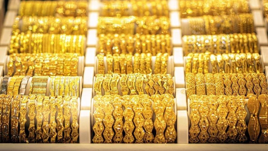 Đầu tuần, giá vàng giảm 100.000 đồng/lượng