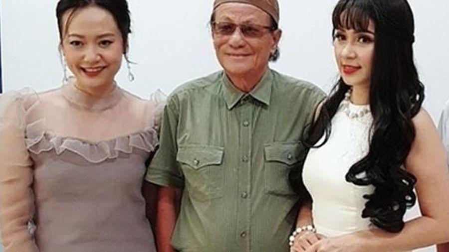 2 nữ chính phim 'Người đẹp Tây Đô' mang ơn đạo diễn Lê Cung Bắc xúc động viết lời tiễn biệt