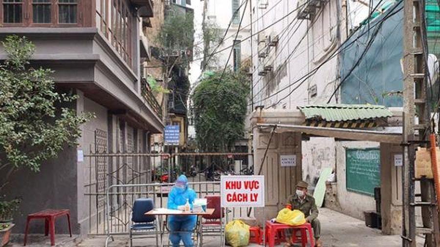 Sáng 14/6, Hà Nội ghi nhận thêm 3 trường hợp dương tính với SARS-CoV-2