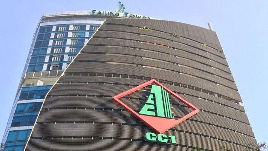Xây dựng Số 1 (CC1): Cổ đông lớn đăng ký bán toàn bộ 16,3 triệu cổ phiếu trước thềm Đại hội