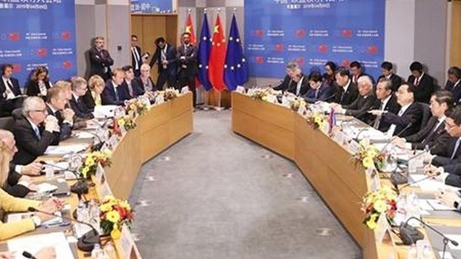 Thế lưỡng nan trong quan hệ EU - Trung Quốc