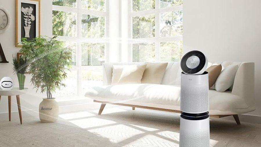 2 ưu điểm đáng tiền của máy lọc không khí LG Puricare 360 phiên bản 2021