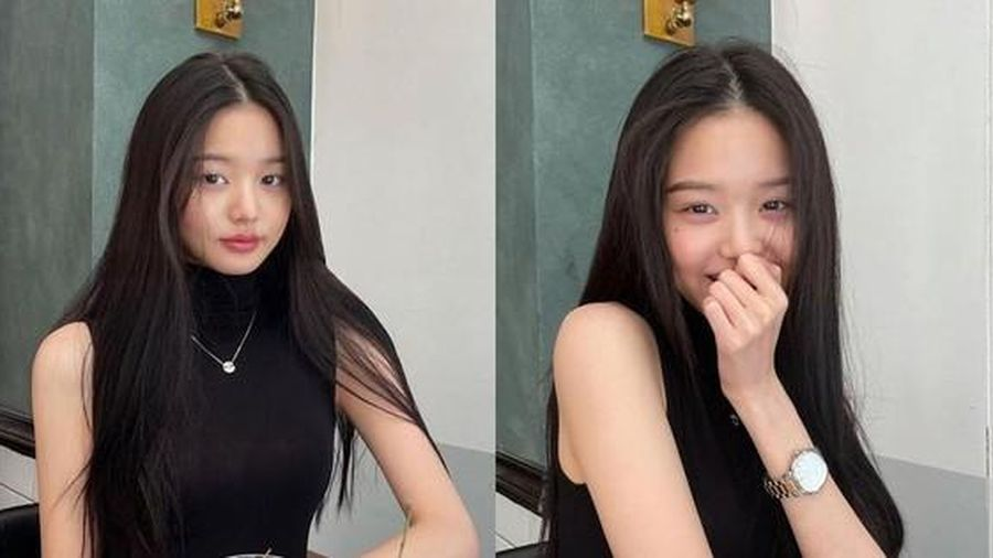 Jang Won Young khoe ảnh mới với nhan sắc 'tiên tử' nhưng soi bàn tay thì có điều không ổn