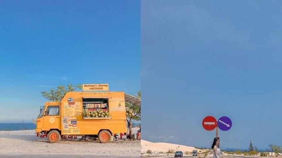 'Hoang mạc Sahara' thu nhỏ tại Bình Thuận, còn chần chờ gì mà không check-in ngay
