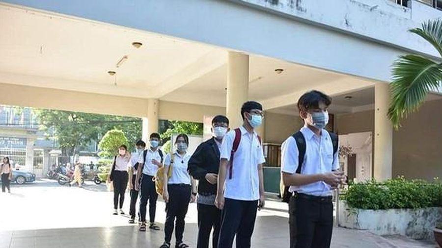 Đề thi Tiếng Anh vào lớp 10 tại Đà Nẵng 'dễ thở', thí sinh tự tin có thể đạt được điểm cao