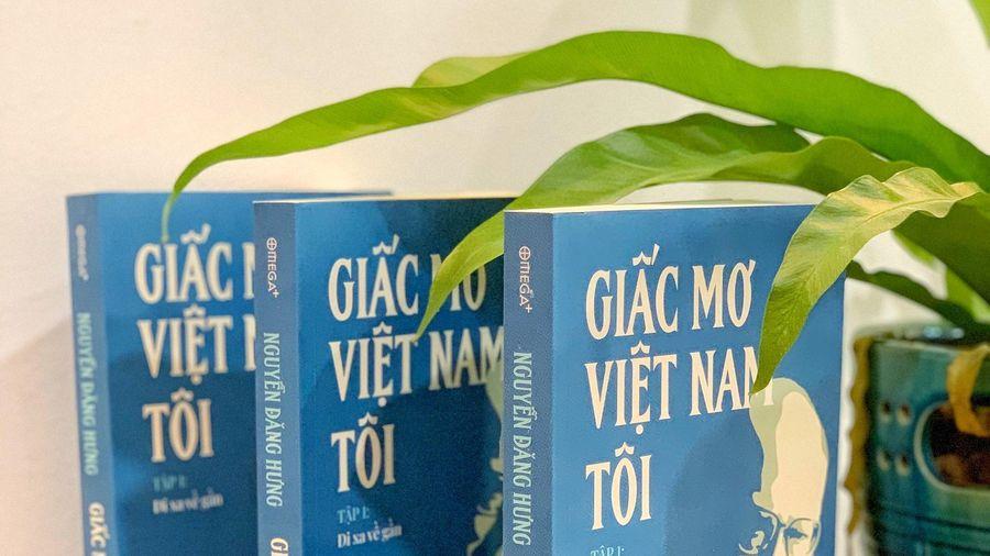 GS Nguyễn Đăng Hưng, người chế ra hệ thống 'du học tại chỗ' nuôi 'Giấc mơ Việt Nam tôi'