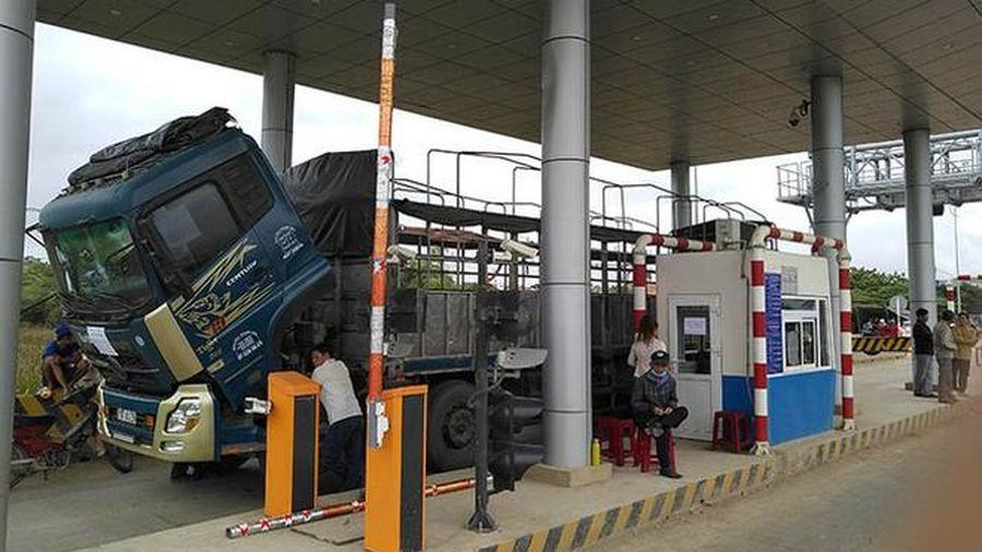 Trạm BOT Ninh Xuân liên tiếp bị cản trở thu phí, Bộ Giao thông đề nghị địa phương quyết liệt