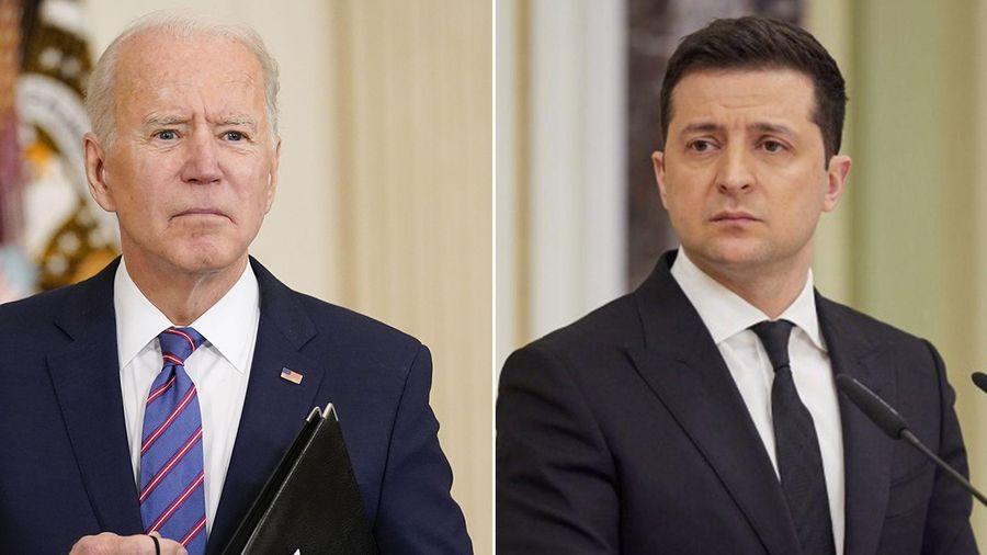 Tổng thống Mỹ Joe Biden nói 'còn phải xem xét' việc Ukraine gia nhập NATO