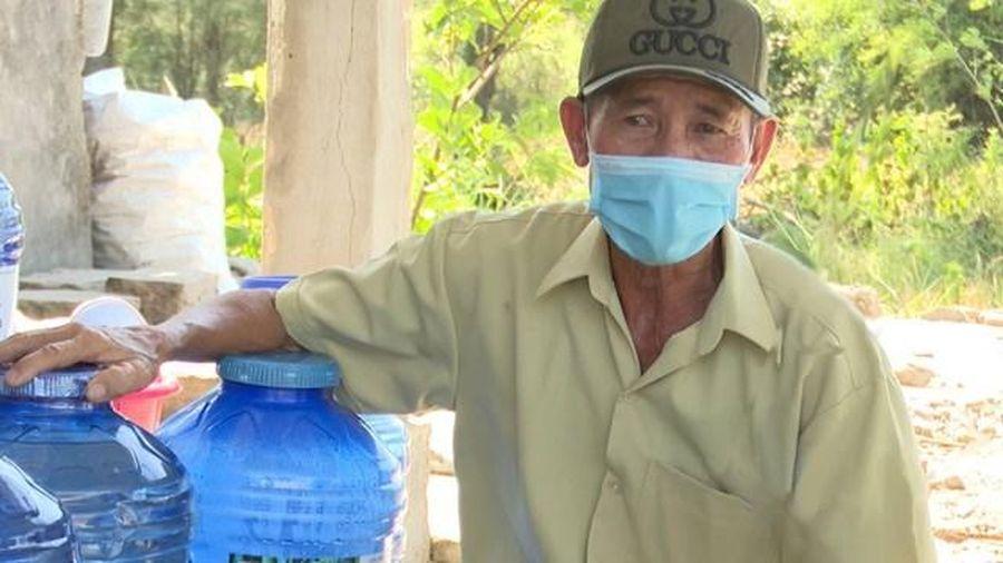 Nguồn nước bị ô nhiễm, dân kêu cứu
