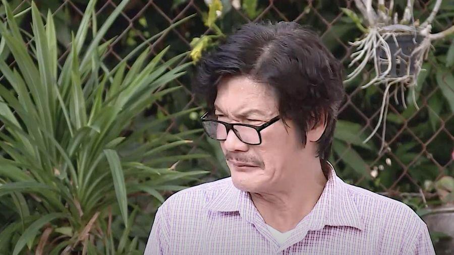 Nhân vật Công Ninh xấu hổ với Thụy Mười vì mắc chứng tiểu tiện