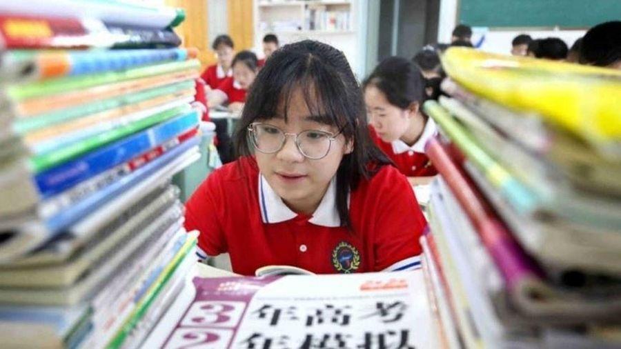 Hội chứng hậu thi cử khiến học sinh căng thẳng