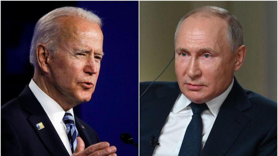 Ông Biden quyết đặt 'lằn ranh đỏ' cho Tổng thống Putin