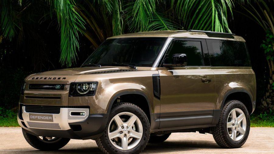 Land Rover Defender 90 ra mắt tại Việt Nam, đắt nhất hơn 6,5 tỷ đồng