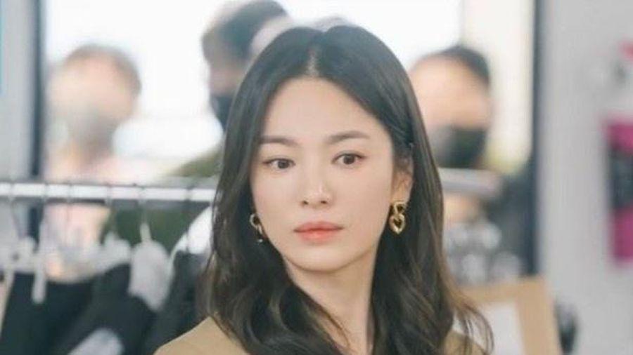 Hình ảnh mới của Song Hye Kyo