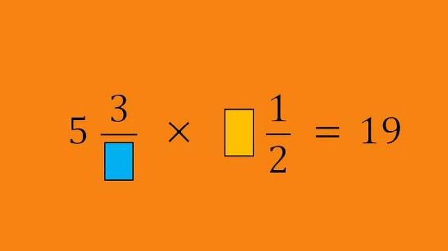 Phép toán tiểu học khiến nhiều người bối rối