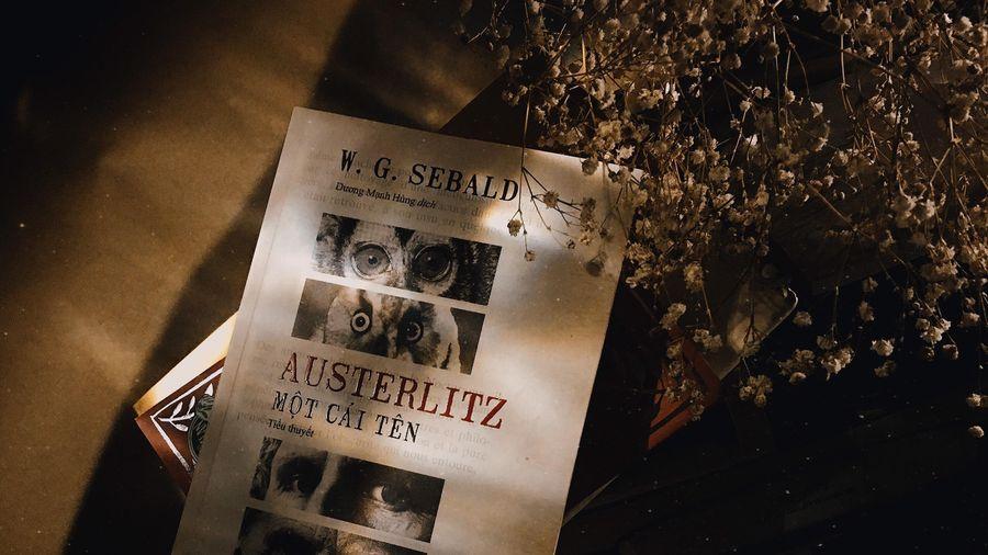 Ký ức của chiến tranh trong 'Austerlitz - một cái tên'