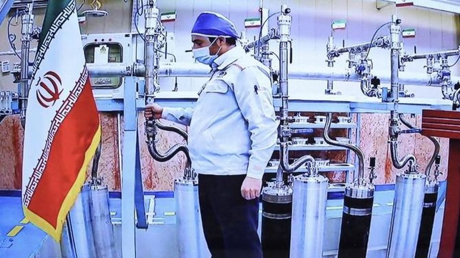 Iran đã làm giàu 6,5 kg uranium lên mức 60%