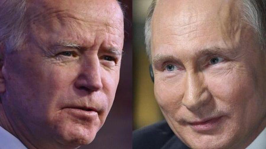 Tổng thống Putin mong ông Biden 'đừng bốc đồng' tại Thượng đỉnh Geneva