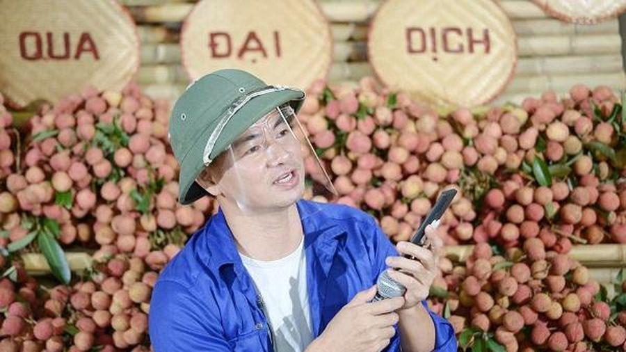 Nghệ sĩ chung tay nối dài kênh tiêu thụ nông sản Bắc Giang