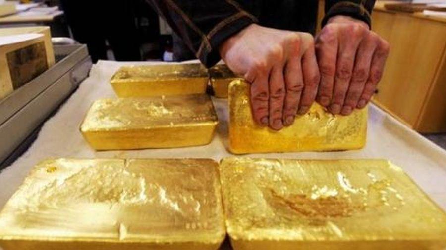 Giá vàng hôm nay 14/6: Thị trường thế giới tiếp tục giảm