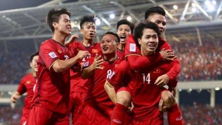 Tập đoàn Hưng Thịnh sẽ thưởng 2 tỷ đồng nếu Việt Nam hòa hoặc thắng UAE