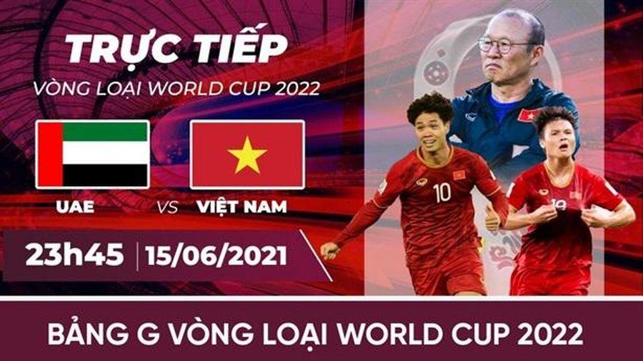 Việt Nam có sẵn kịch bản đánh bại UAE tại sân nhà