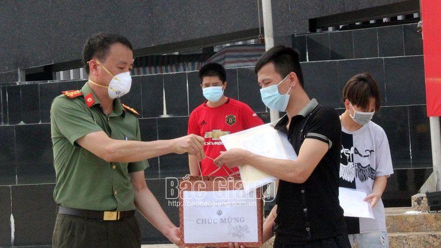 Gần 1.000 bệnh nhân COVID-19 ở Bắc Giang khỏi bệnh
