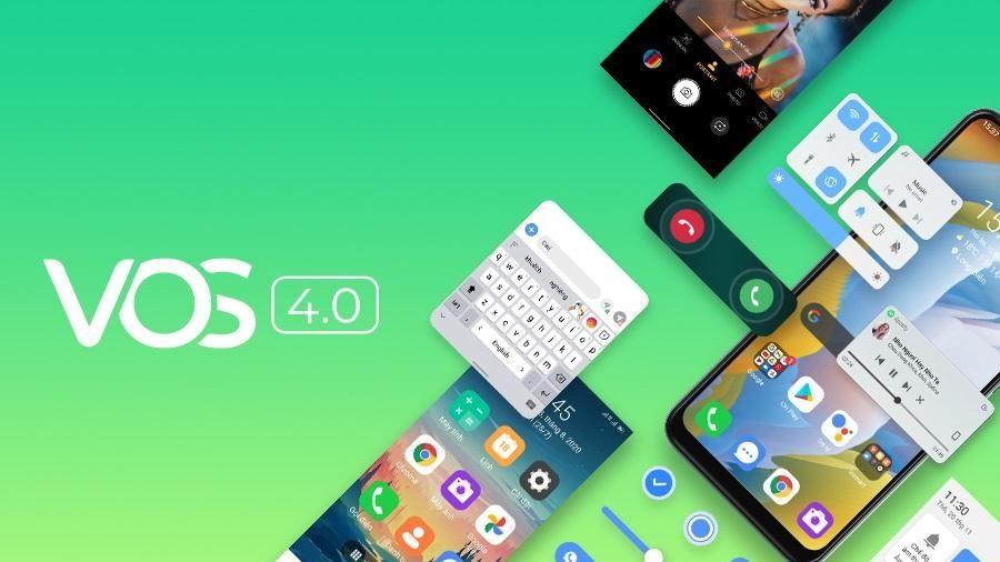 VinSmart cập nhật hệ điều hành VOS trên dòng điện thoại thế hệ 4