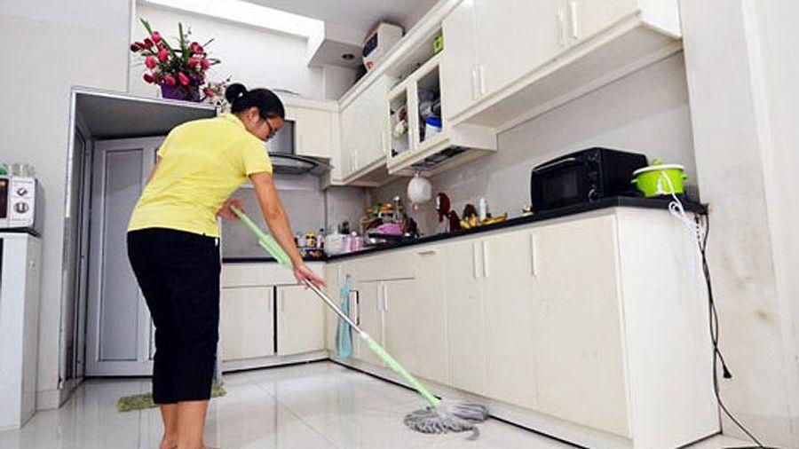 Lao động giúp việc gia đình Việt Nam cần sự bảo vệ trên thực tế