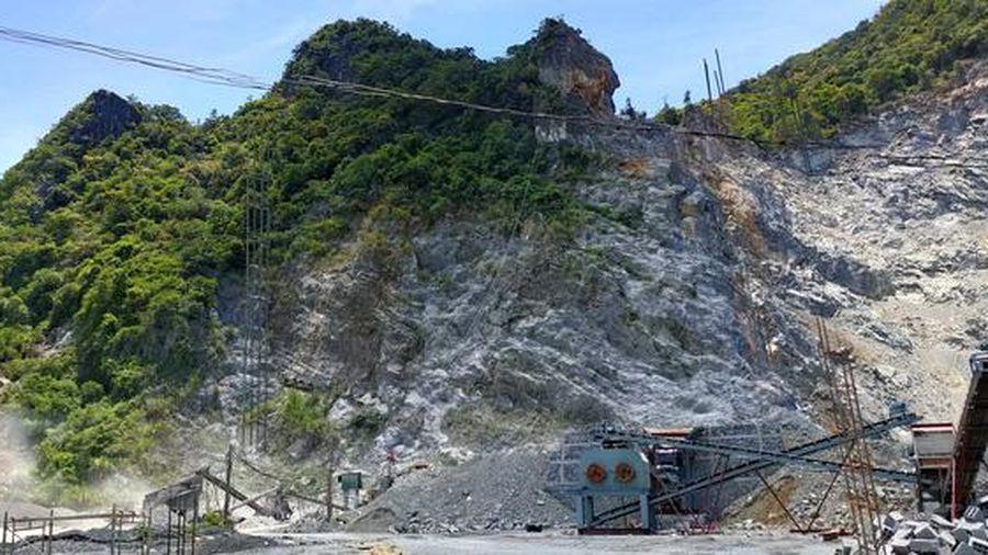 Một xã bị 'tra tấn' bởi 5 mỏ đá