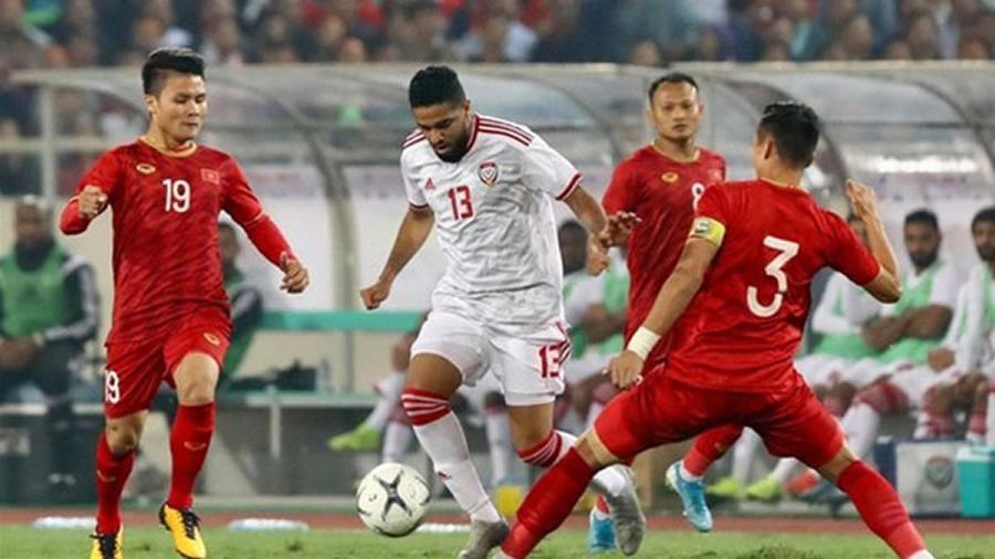 HLV Park Hang-seo rèn chiêu đấu UAE