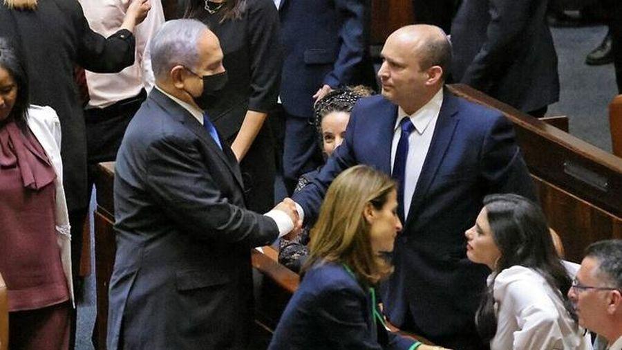 Israel kết thúc 'kỷ nguyên Netanyahu'