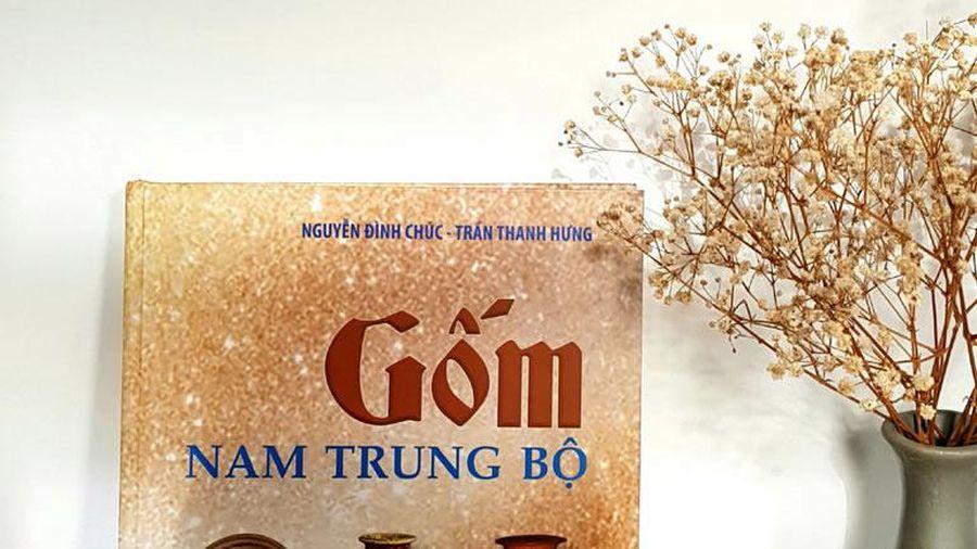 Gốm Nam Trung Bộ lên sách