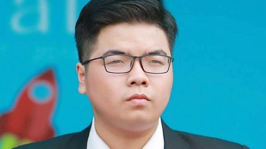 Nguyễn Trung Hải – Chàng sinh viên Điện tử đam mê lập trình