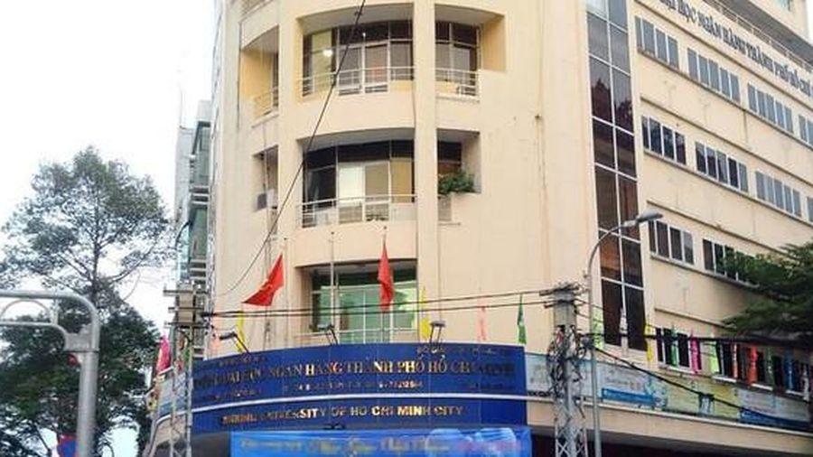 Trường ĐH Ngân hàng TP. HCM công bố điểm trúng tuyển phương thức riêng