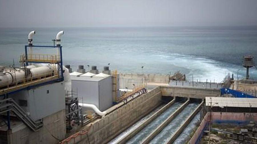 Jordan xây nhà máy khử mặn trị giá 1 tỷ USD