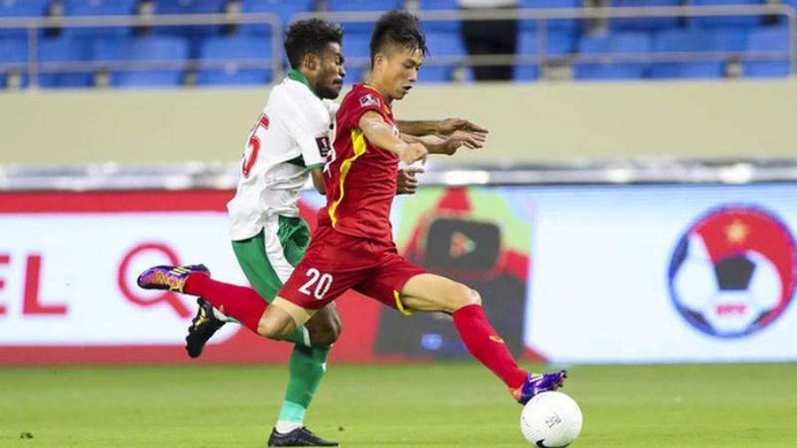 Bài thơ 'Phúc lộc tổ tiên' trước giờ trận đấu giữa Việt Nam - UAE