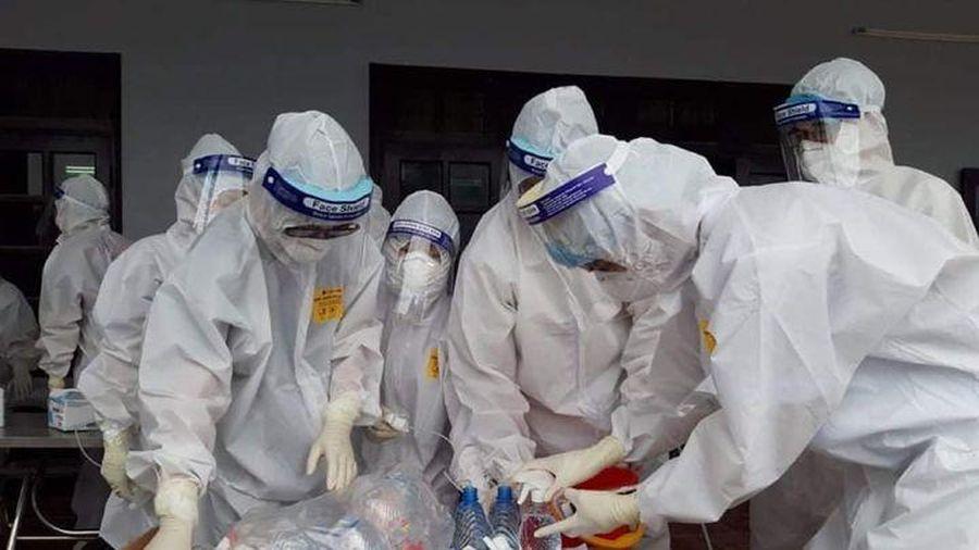 Bắc Giang vượt mốc 4.000 ca mắc Covid-19, gần 1.000 trường hợp khỏi bệnh