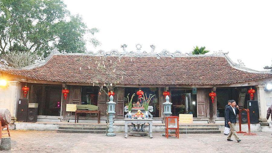 Ngôi đền hàng nghìn năm tuổi bị trộm mất nhiều bảo vật