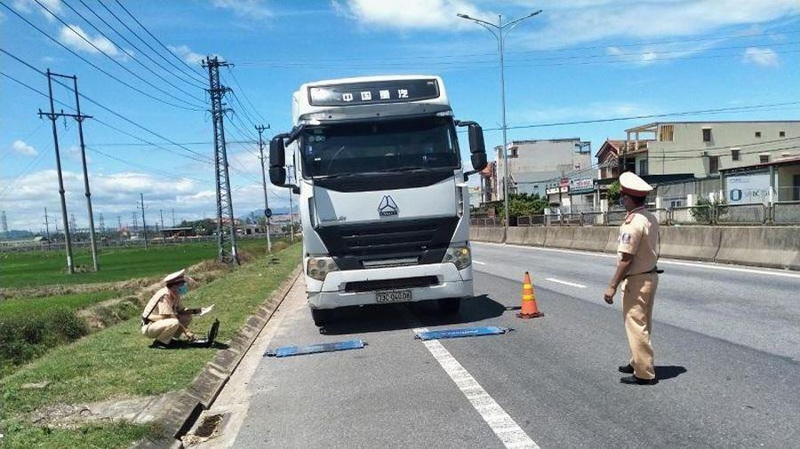 Quảng Bình: Phát hiện, xử lý gần 8.000 trường hợp vi phạm giao thông 6 tháng đầu năm