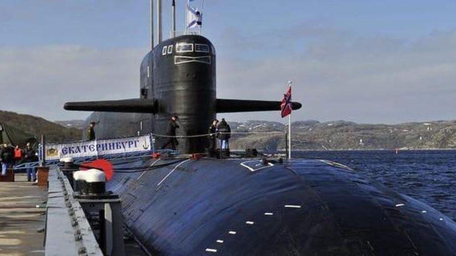 Nga dần loại bỏ tàu ngầm hạt nhân mang tên lửa đạn đạo thời Liên Xô