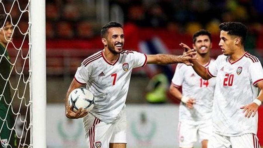 Siêu tiền đạo UAE trở lại, tuyên bố đánh bại tuyển Việt Nam
