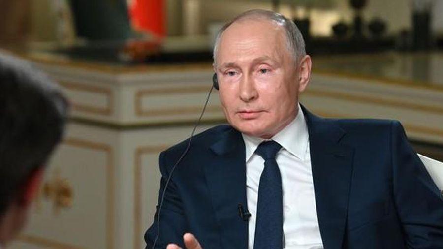 Ông Putin than phiền Washington 'khó đoán', tố phương Tây phá hoại quan hệ Nga - Trung