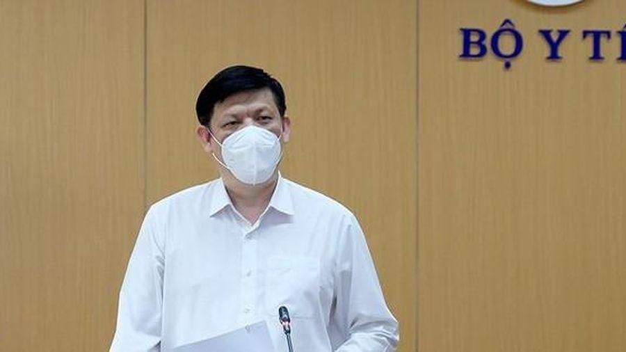 Bộ trưởng Bộ Y tế nói về chiến dịch tiêm chủng lớn nhất lịch sử Việt Nam
