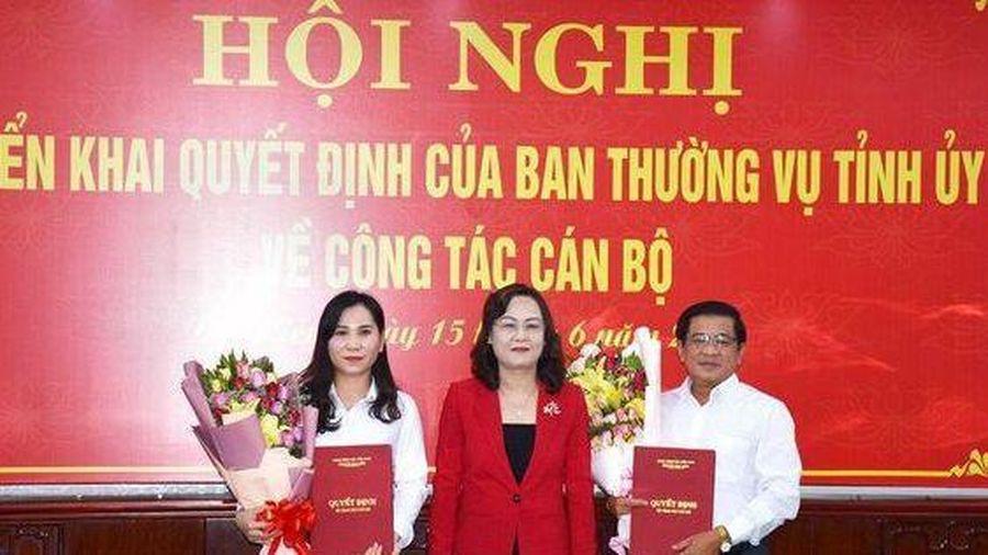 Phó Bí thư Tỉnh đoàn giữ chức Phó Ban Tuyên giáo Tỉnh ủy Bạc Liêu