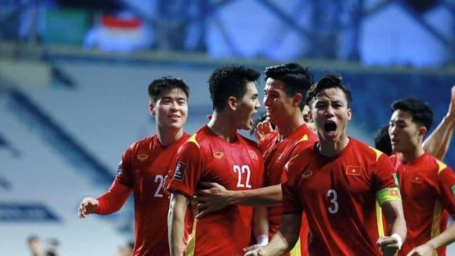 Quế Ngọc Hải thiết lập cột mốc đáng nhớ trong màu áo tuyển Việt Nam
